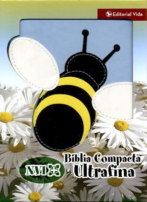 Biblia NVI Compacta Ultrafina (Dos Tonos Italiana) [Biblia]