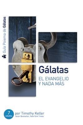 Guía Poiema de Gálatas (Rústica) [Libro]