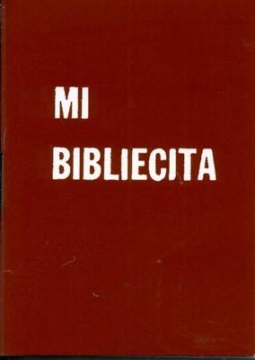 Mi Bibliecita (Rústica)