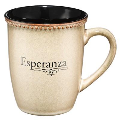Taza Esperanza Crema