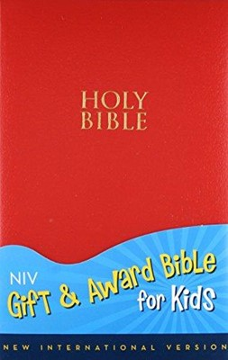 NIV Gift and Award Bible for Kids Bible Gift Award for Kids (Rústica)