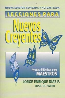 Lecciones para Nuevos Creyentes - Maestro (Rústica) [Libro]
