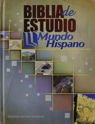 B - Estudio Mundo Hispano (Tapa Dura)