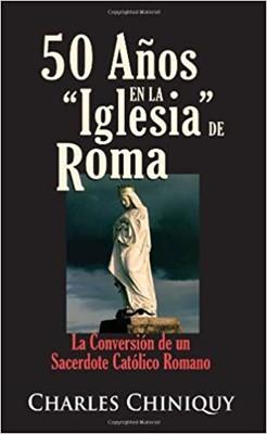 50 Años en la Iglesia de Roma (Rústico)