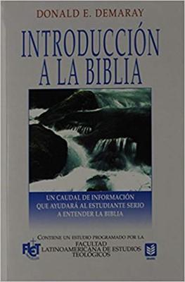 Introducción a la Biblia (Rústico)