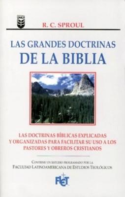 Las Grandes Doctrinas de la Biblia (Rústica)