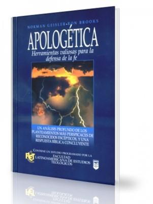 Apologética (FLET) (Rústica)