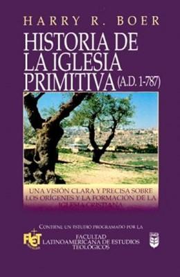 Historia de la Iglesia Primitiva (FLET) (Rústica)