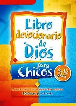 Libro devocionario de Dios para Chicos (Rústica)