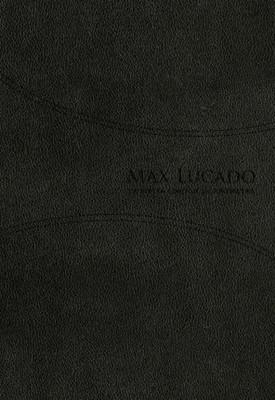 RVR 1960 Biblia de Promesas Max Lucado (Piel Especial, negro)