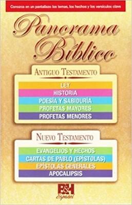 Panorama Biblico/A. N. Testamento (Rústica)