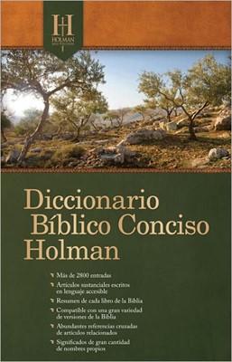 Diccionario Biblico Conciso Holman (Tapa Dura)