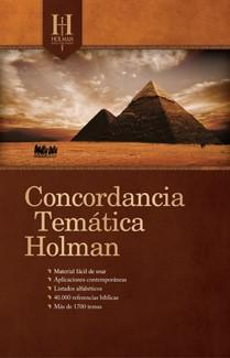 Concordancia Temática Holman (Tapa Dura) [Libro]