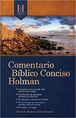 Comentario Bíblico Conciso Holman (Tapa Dura)