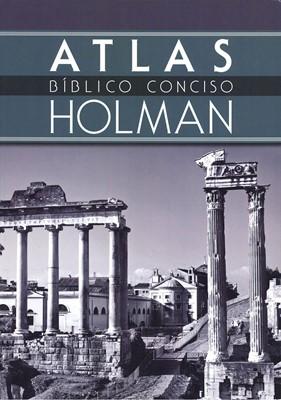Atlas Bíblico Conciso Holman (Rústica)
