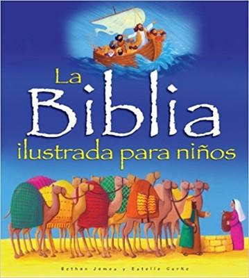 Biblia Ilustrada para Niños (Rústica)
