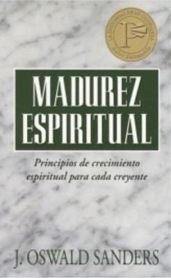 Madurez Espiritual (Rústica)