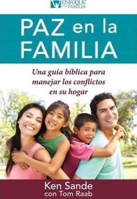 PAZ EN LA FAMILIA (Rústica)