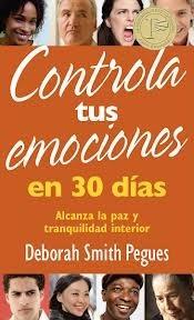 Controla Tus Emociones en 30 Días (Rústica)