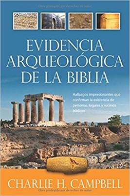 Evidencia Arqueológica de la Biblia (Rústica)