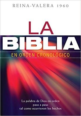 La Biblia en Orden Cronológico (Tapa Dura)