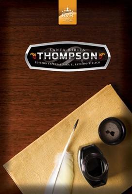 Biblia Thompson Edición Especial para Estudio Bíblico (Tapa Dura)