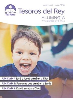 Escuela Dominical: Tesoros del Rey Sept/Feb (Alumno)