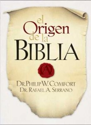 Origen de la Biblia Nuevo (Tapa Dura)