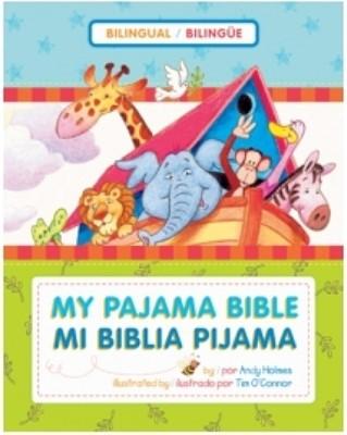 Mi Biblia Pijama Bilingüe (Tapa Dura)