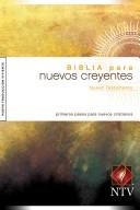 Biblia para Nuevos Creyentes - Nuevo Testamento (Rústica)