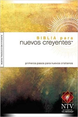 NTV Biblia para Nuevos Creyentes (Tapa Dura)