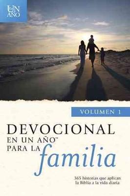 Devocional en un Año Para la Familia  Vol.1 (Rústica)