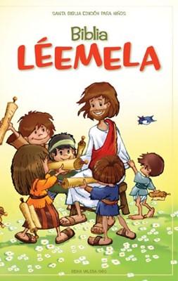 RVR 1960 Biblia Léemela para Niños (Tapa dura)
