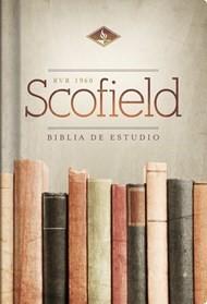Biblia de Estudio Scofield Tamaño Personal (Piel fabricada marrón)