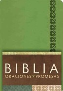 B - B&H RVC ORACIONES Y PROMESAS IMI PIEL-VERDE (Imitación Piel Verde Manzana)