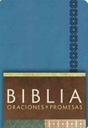 Biblia/RVC/Oraciones Y Promesas/Imitacion/Azul Cobalto (Imitación Piel Azul)