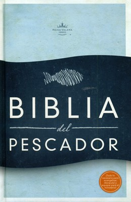 RVR 1960 Biblia del Pescador (Tapa Dura)