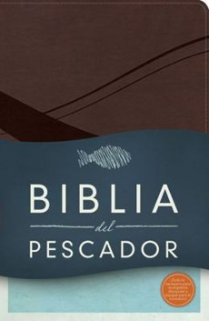 RVR 1960 Biblia del Pescador - Chocolate (Simil Piel Chocolate)