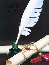 Agenda Perlas de Sabiduría 2017 Pluma