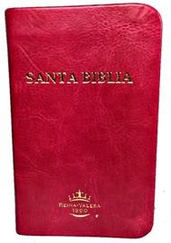 Biblia Mini Bolsillo con Lupa