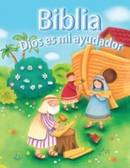 Biblia Dios es mi ayudador