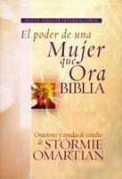 NVI Biblia El Poder de una Mujer que Ora
