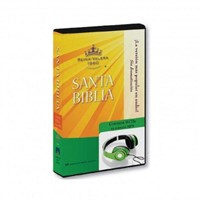 RVR 1960 Biblia en Audio MP3 (9CDS mp3)