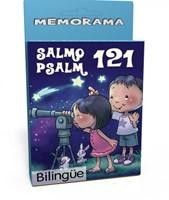 Memorama-Salmo 121 (Cartón) [Misceláneos]