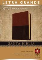 Biblia NTV Personal Letra Grande