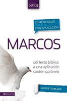 Comentario Bíblico con Aplicación Marcos