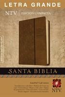 NTV Biblia Edición Compacta con Letra grande