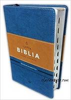 RVR 1960 Biblia Letra Grande con Índice y Concordancia