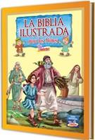 Biblia Ilustrada Para los Niños