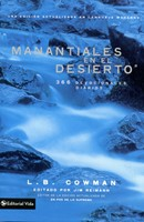Manantiales En El Desierto [Devocional ] - 366 devocionales diarios